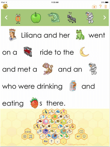 reader bee app