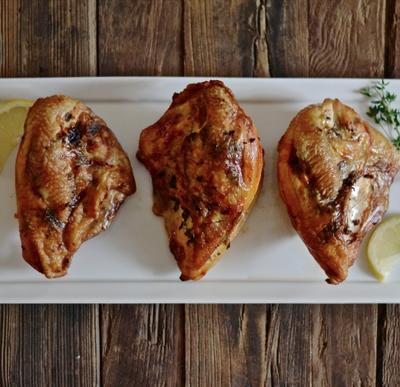 Lemon-Thyme Chicken Breast