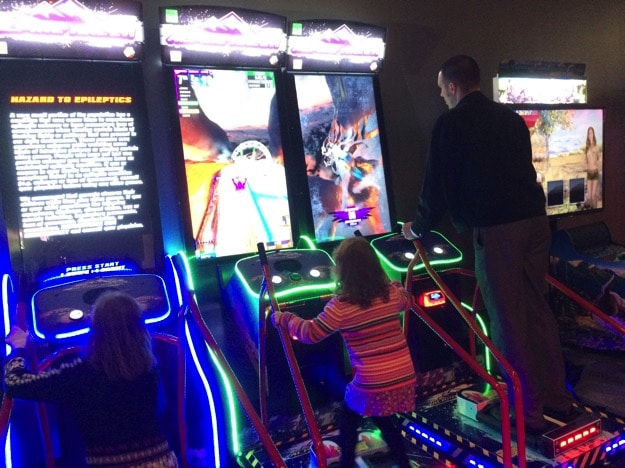 games at main event