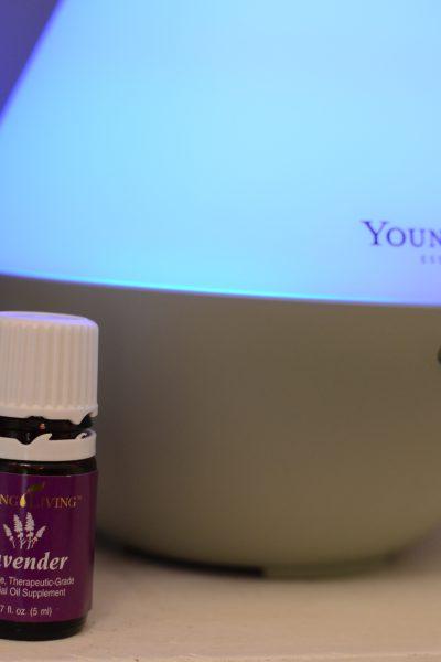 5 simple sleep tricks for kids lavender essential oil diffuser