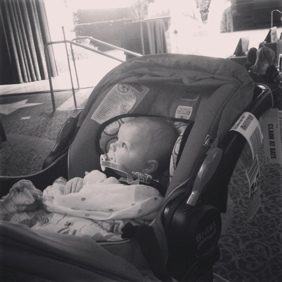 Bringing a baby to a conference