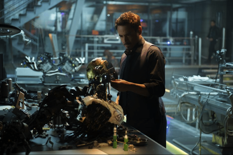 RDJ Age of Ultron