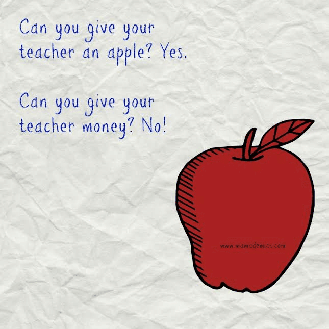 5 things to not ask teachers