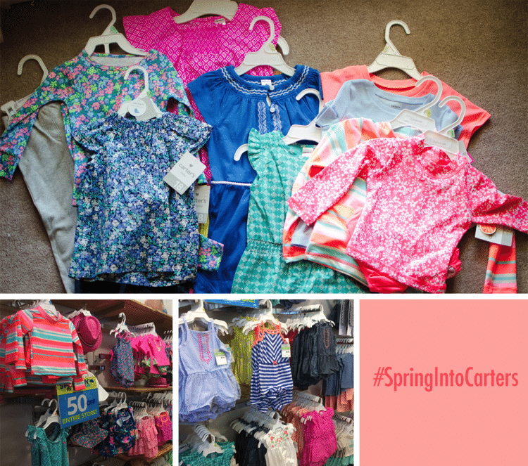Spring into Carters