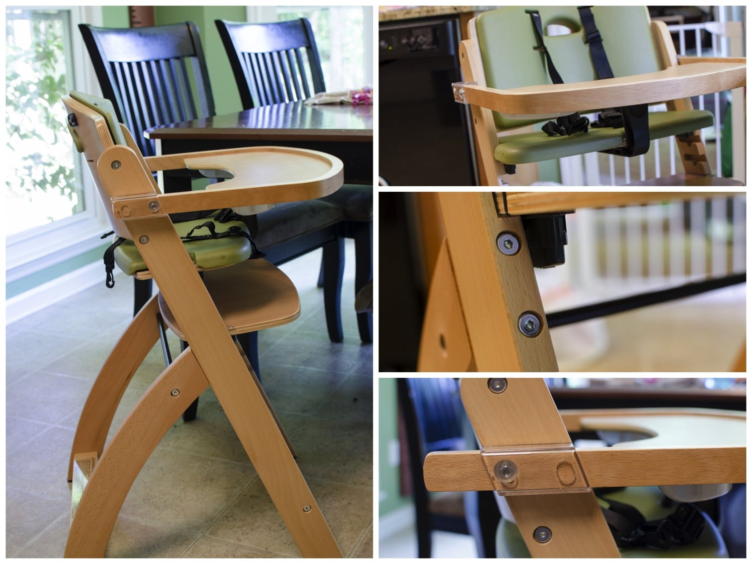Beyond Junior Y High Chair Review