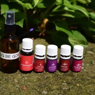 DIY Essential Oil Bug Spray Young Living