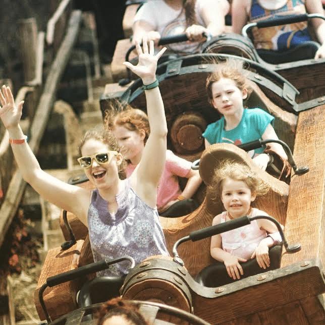 Seven Dwarfs Mine Ride Mother's Day