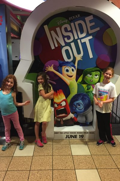 Inside out review and fun facts