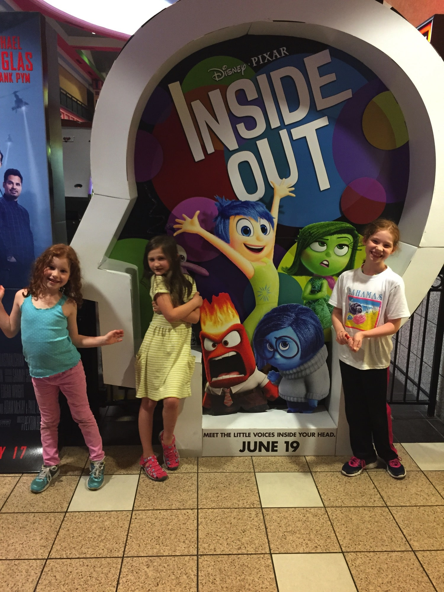 Disney's Inside Out a review and notes from jonas rivera
