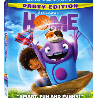 HOME Activity Sheets | HOME Blu-Ray/DVD Giveaway
