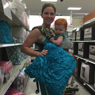 Mommy and Me Monday at Target