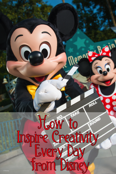 inspire creativity with disney for adults