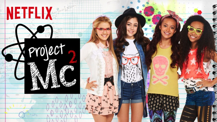 S.T.E.A.M Experiments inspired by Project Mc²