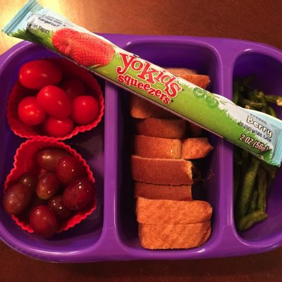 Easy to pack kid lunches kids pack themselves