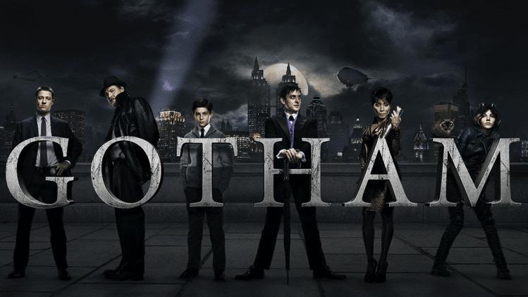 Gotham Season 1 on Netflix