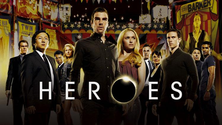 Heroes on Netflix