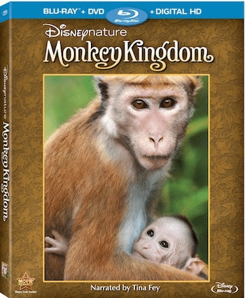 Monkey Kingdom Disneynature