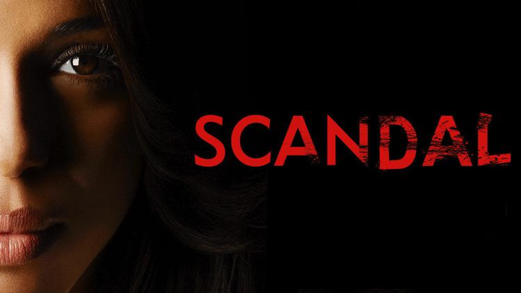 Scandal on Netflix