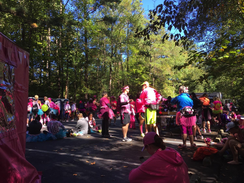 Atlanta Susan G Komen 3-day walk