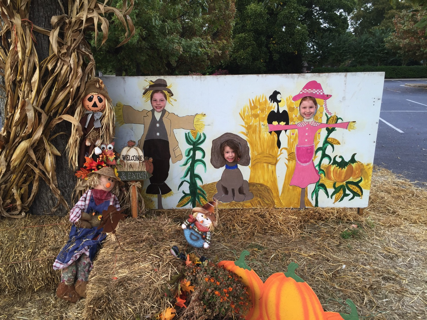 Mommy and Me Monday | Pumpkin Patch
