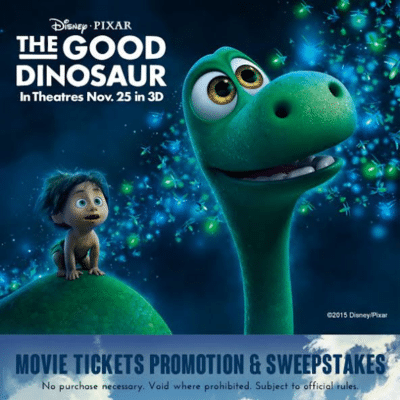 The Good Dinosaur Free Printables
