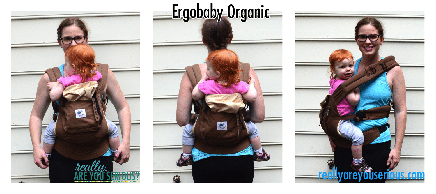 Front back side by side essentials complete ergo