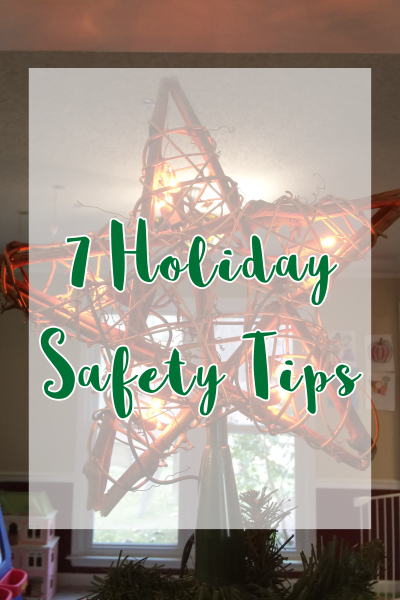 7 holiday safety tips
