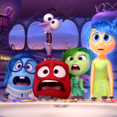 Inside Out on Blu-Ray and DVD