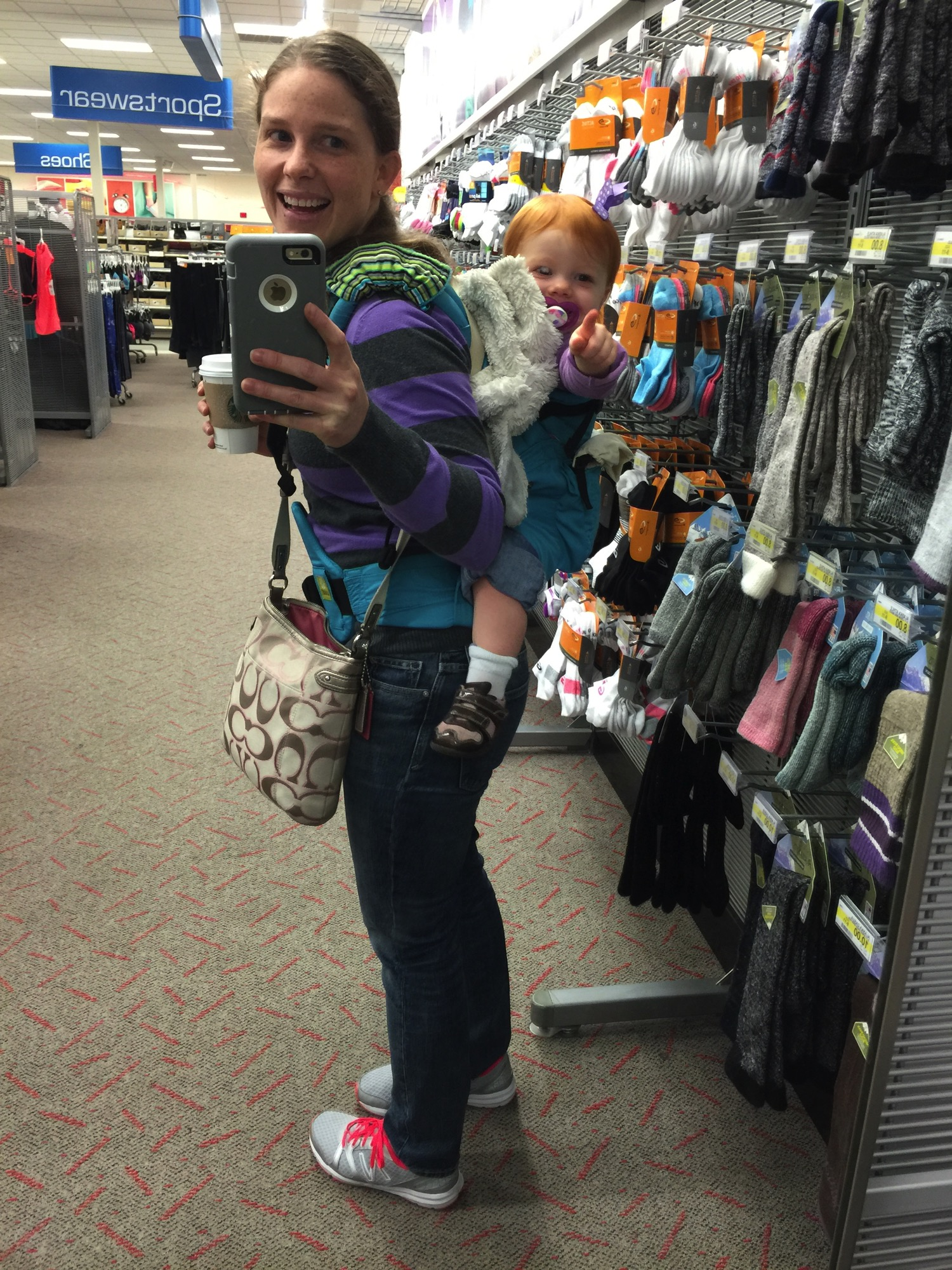 Mommy and Me Monday with B