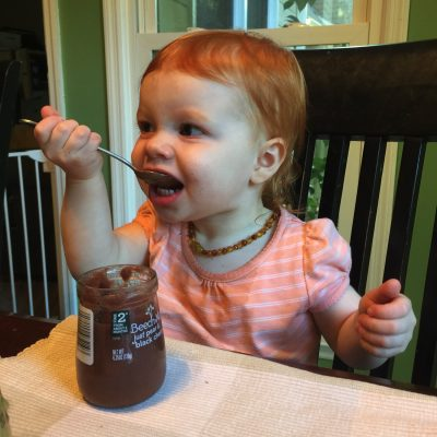 Tips for getting babies to eat veggies and protein