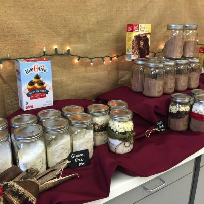 DIY Cookie in a Jar Bar for Parties and Gifting