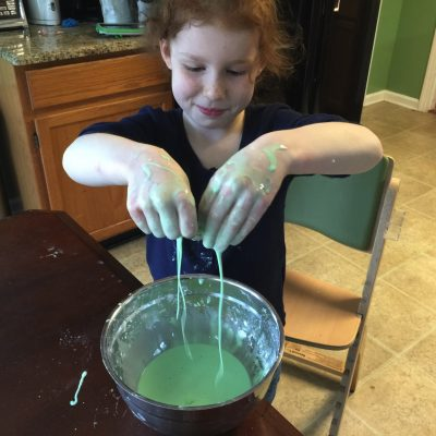5 slime recipes + Fantastic Four Giveaway