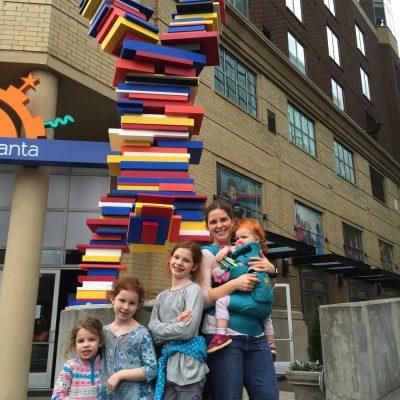 Children's Museum Atlanta Preschool Lunch