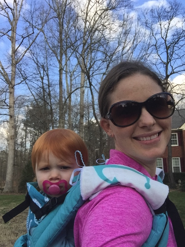 LÍLLÉbaby Tandem carry | Mommy and Me Monday