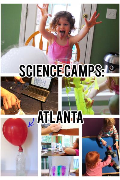 Science Camp Atlanta