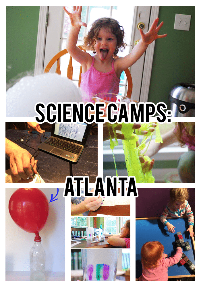 Science camp atlanta