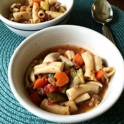 gluten free italian soup