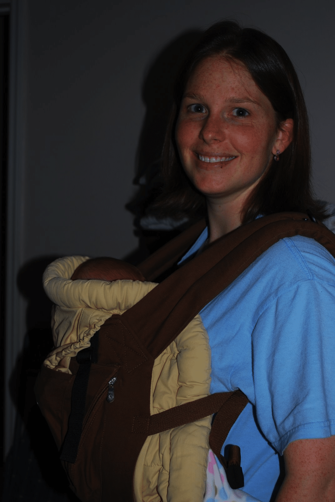 Babywearing with ErgoBabywearing with Ergo