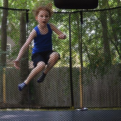 Jumping your way to dinner plans