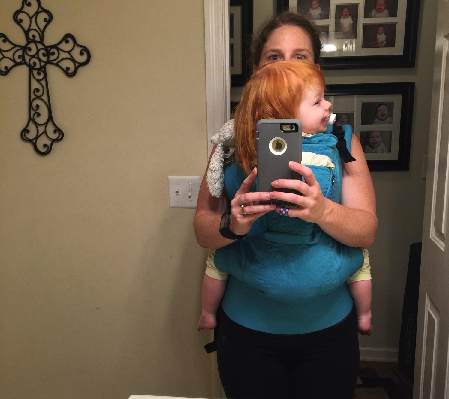 Babywearing week