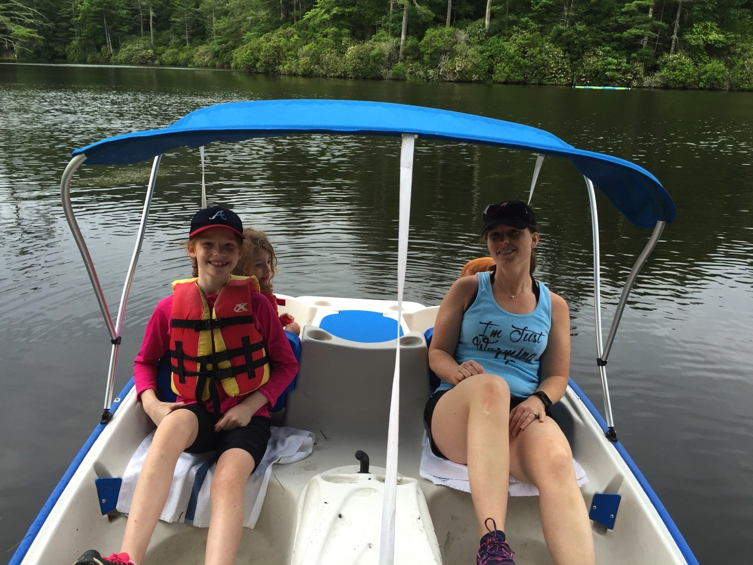 Paddling boating | Mommy and Me Monday