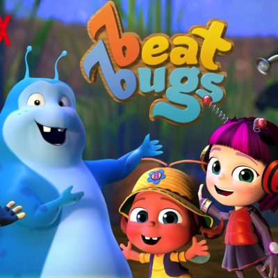 Beat Bugs on Netflix Giveaway
