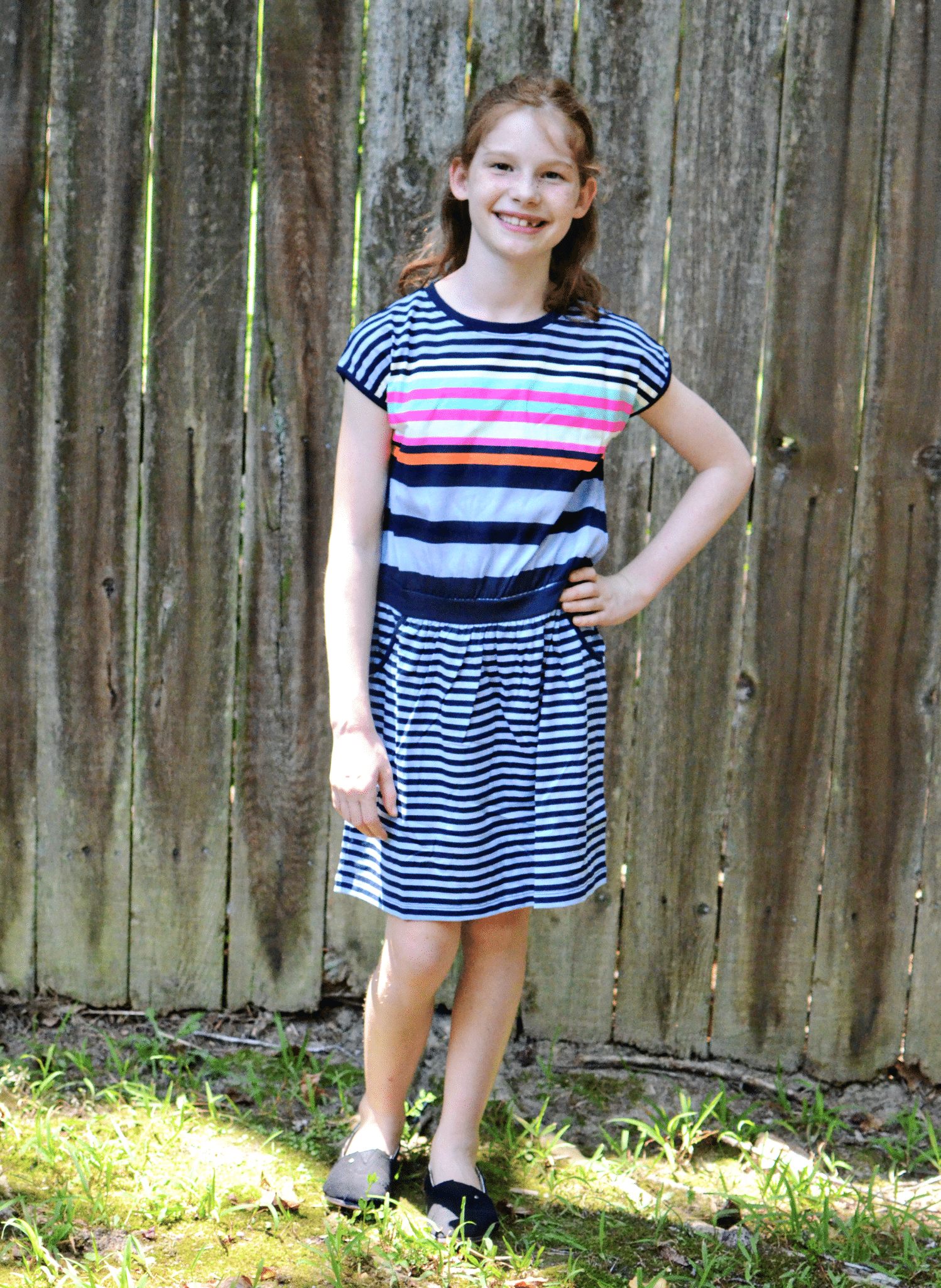 Creating a Back to School Wardrobe Capsule