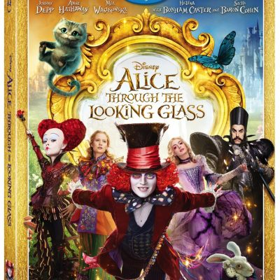 alice through the looking glass printables