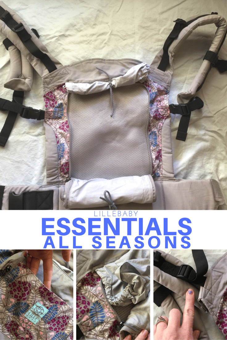 LILLEbaby essentials all season