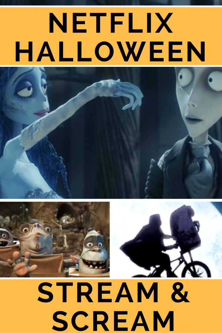 netflix halloween shows