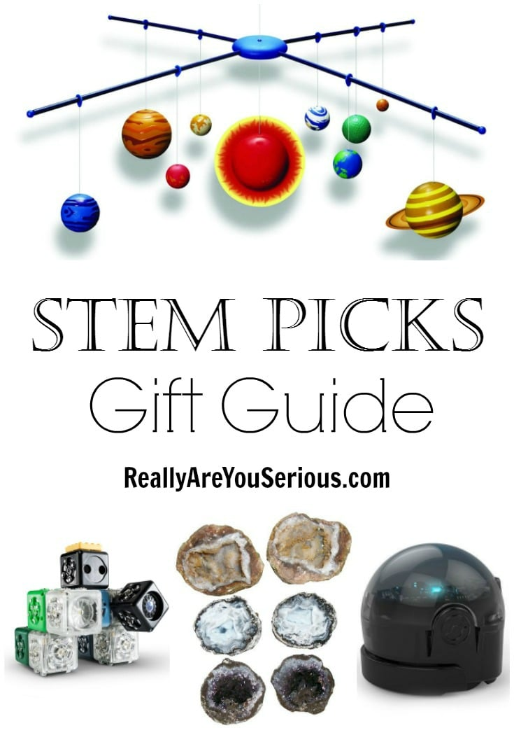 STEM picks for holiday gifts for kids