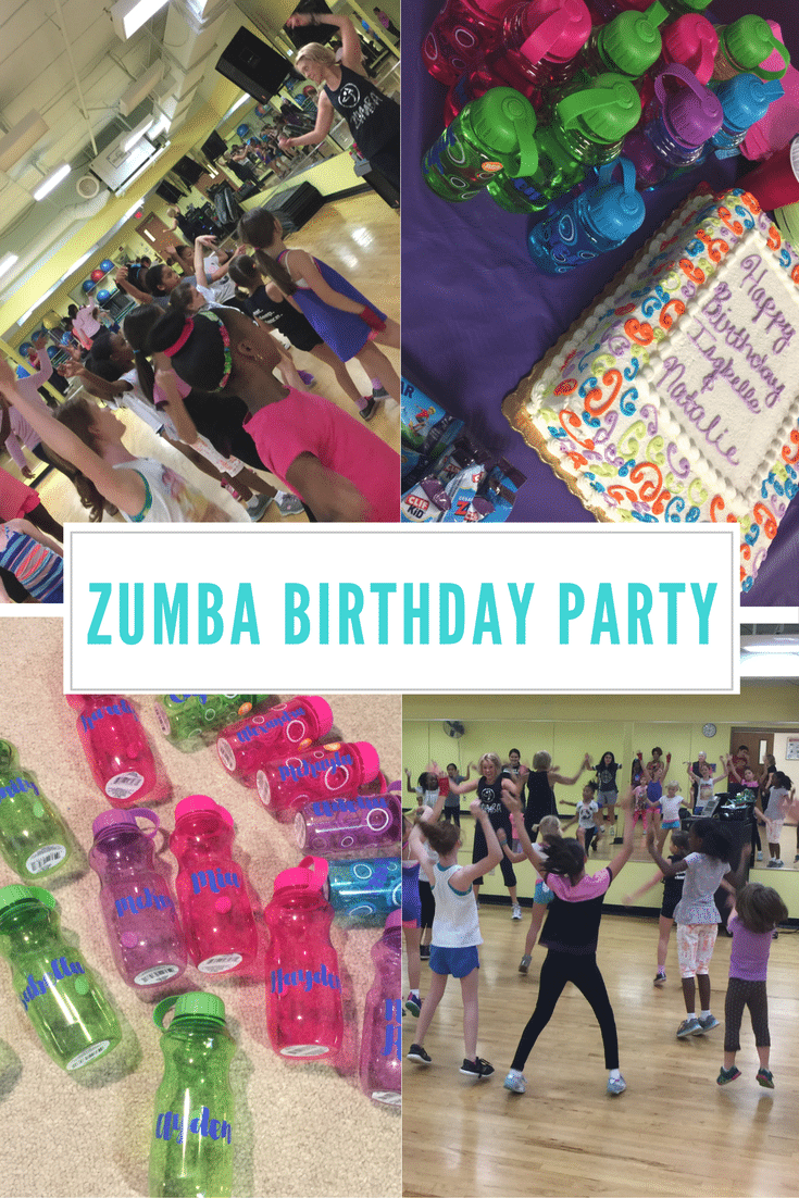 A zumba birthday party mommy and me monday 348th ed really zumba birthday party stopboris Image collections