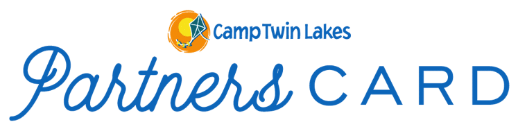 camp twin lakes partners card