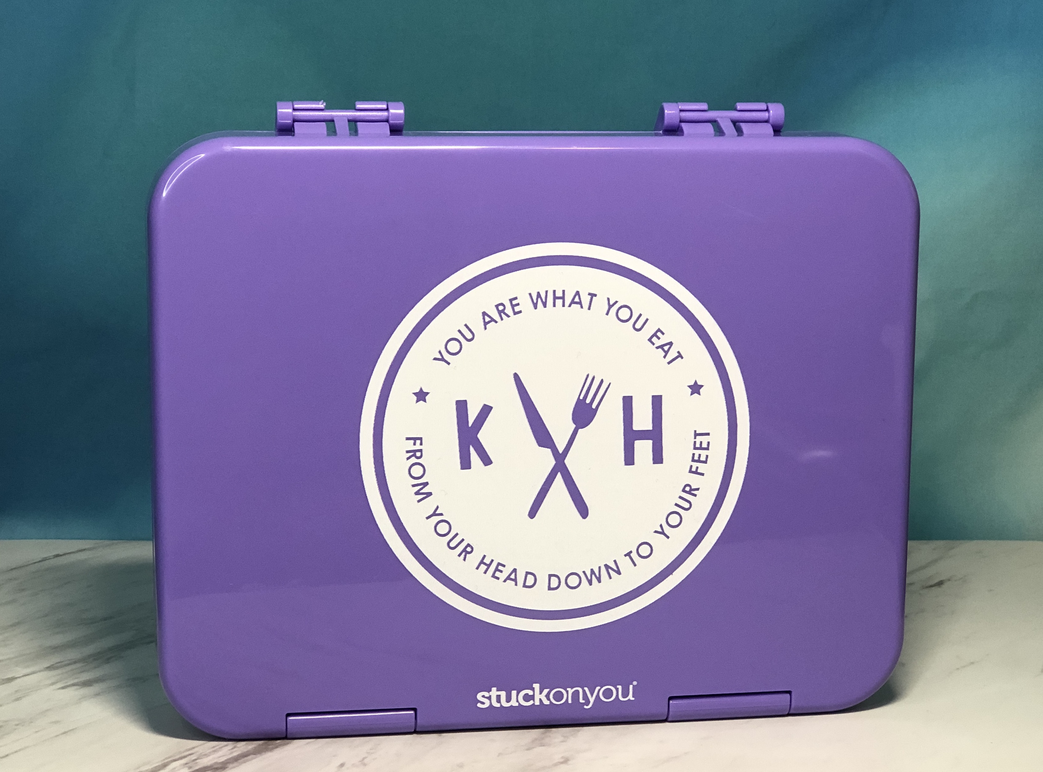 Stuckonyou Lunch container
